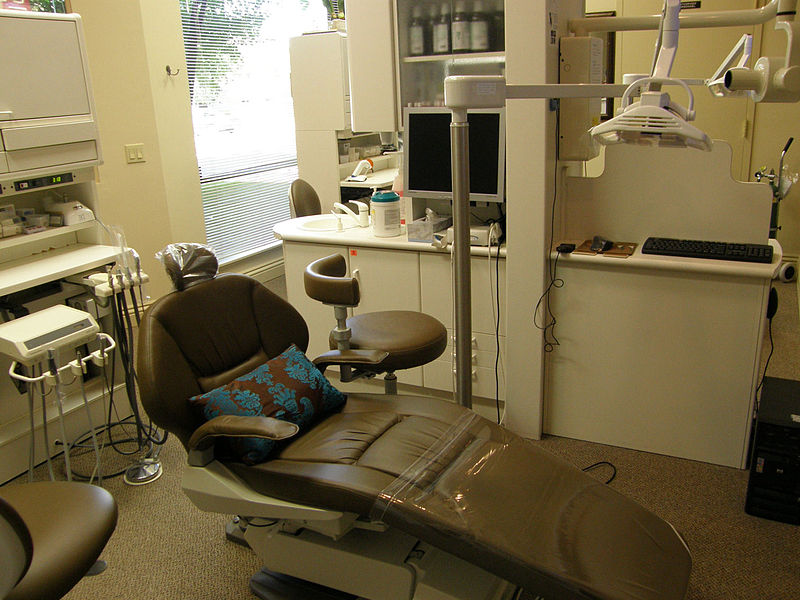 Natural Relaxation in a Dental Experience