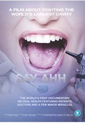 Say Ahh movie poster