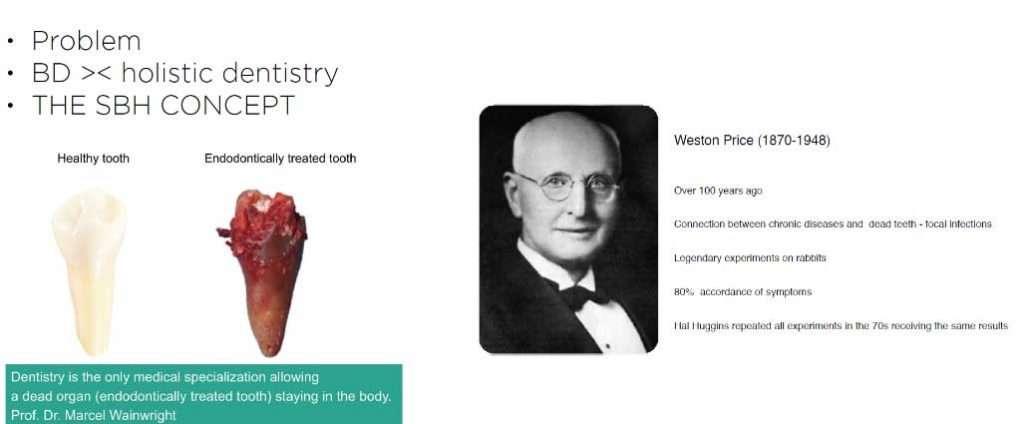 concluding slide on biological dentistry